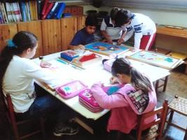 La scuola Montessori a Milano.